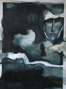 Univers 2011 huile sur toile 50x60cm